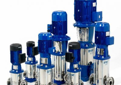 Goulds Vertical Multi Stage Pumps