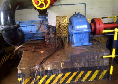 KSB Turbine Pump Repair
